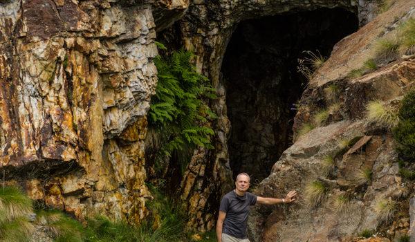 Quarzite sul Monte Torretta (Mombarone – Alpi Biellesi)